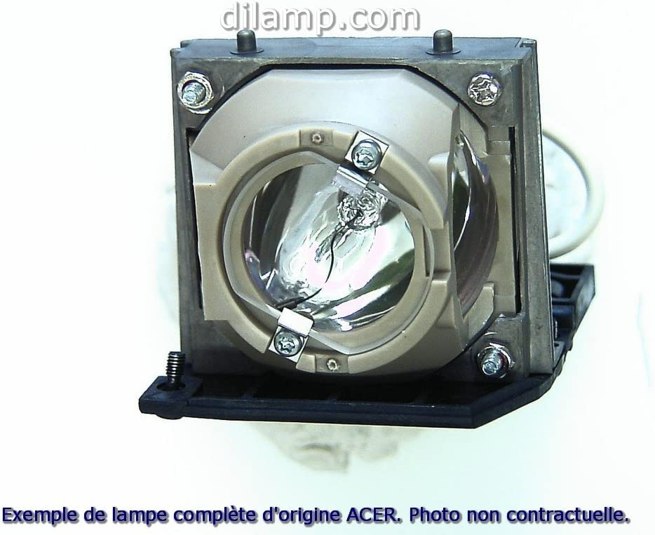 Projector Lamp Assembly with Genuine Original Philips UHP Bulb Inside. XD1270D Acer Projector Lamp Replacement