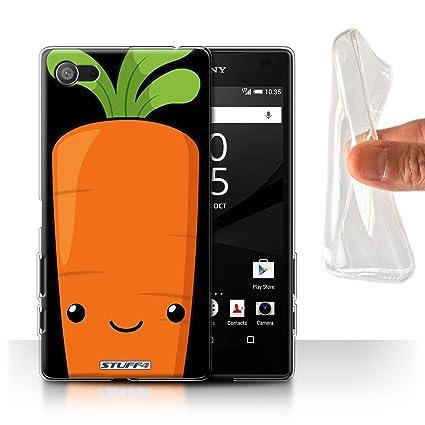 Amazon.com: STUFF4 Gel TPU Phone Case / Cover for Sony ...