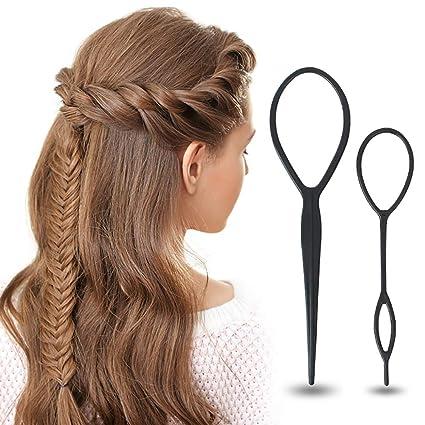 vente en ligne livraison gratuite prix réduit Hilai SupplyEU Topsy Accessoire pour cheveux, tresse, queue ...