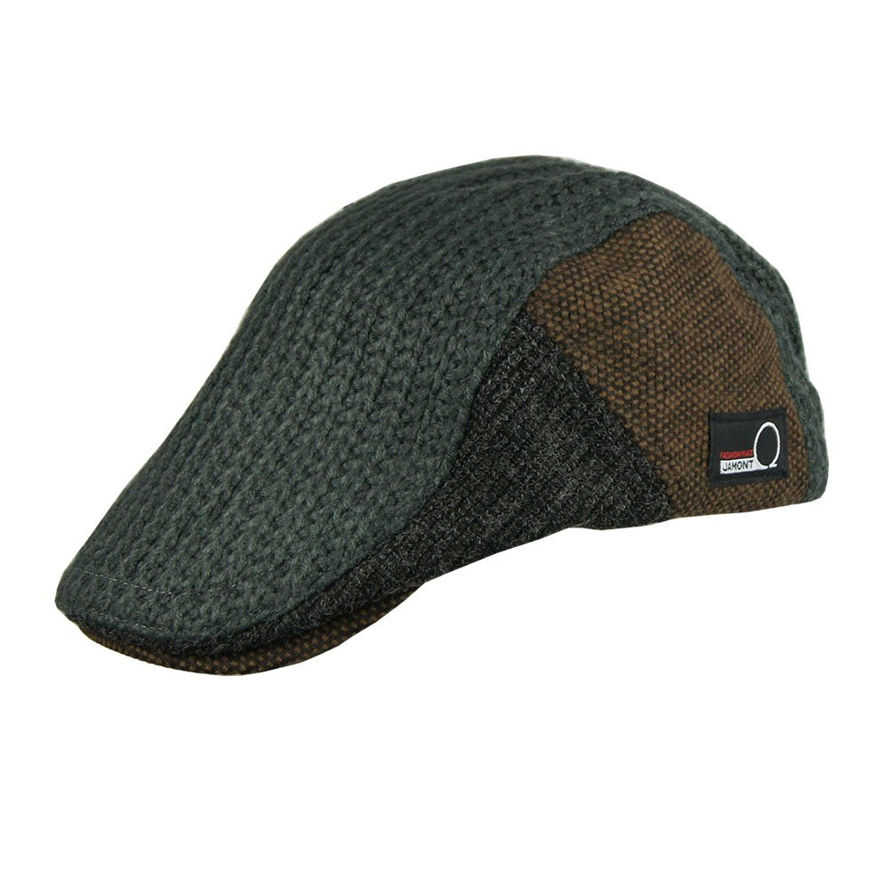 Winter Warm Flat Cap Duckbill Hat Newsboy Ivy Irish Cabbie Scally Cap YangGuan Crafts Co. Ltd