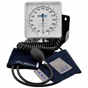 DM 840 de mesa y pared dispositivo esfigmomanómetro aneroide