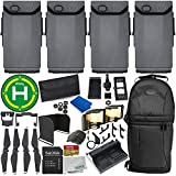 EVERYTHING YOU NEED Ultimate Accessory Bundle (4-Battery, For Mavic Air)