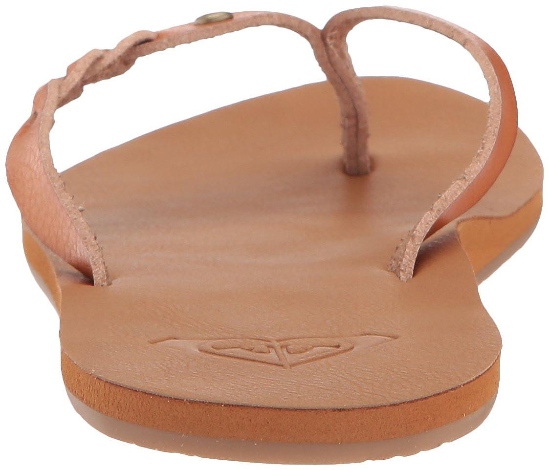 Roxy Womens Liza Sandal Flip-Flop Flip-Flops