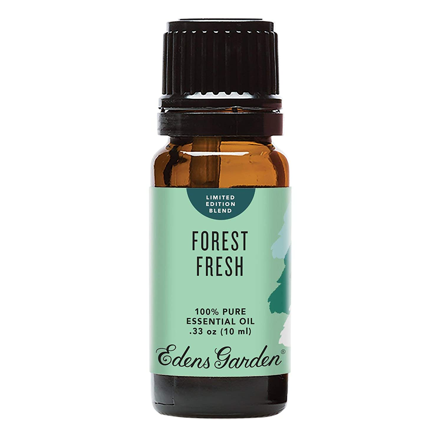 Edens Garden Forest Fresh Holiday Blend, Essential Oil Synergy Blend, 100% Pure Therapeutic Grade, 10 ml