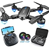 Foldable Drone with 1080P HD Camera for Kids and Adults