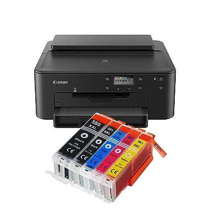 Canon Pixma TS705 TS-705 - Impresora multifunción de ...