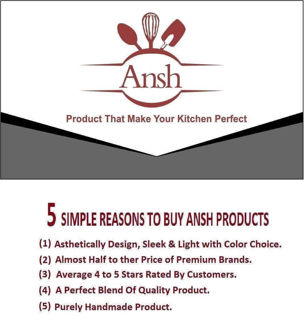 Ansh Handmade Teak Wood Kitchen Masher by Ansh (Image #3)