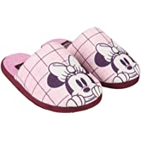 Cerdá - Zapatillas de Casa Juveniles de Minnie - Licencia Oficial Disney