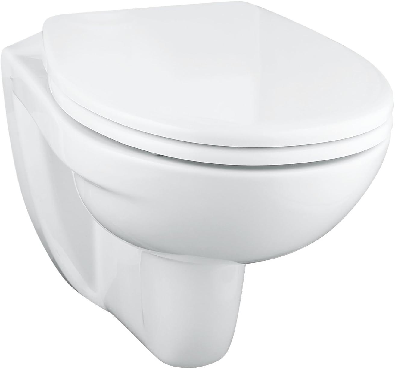f/ür WC Grohe SOLIDO Compact Bet/ätigungsplatte in alpinwei/ß 39114000 4-in-1 Set