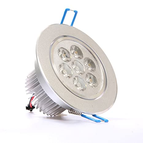 Ledquant 7w dimmable cree recessed led lighting fixture recessed ledquant 7w dimmable cree recessed led lighting fixture recessed downlight warm white aloadofball Gallery