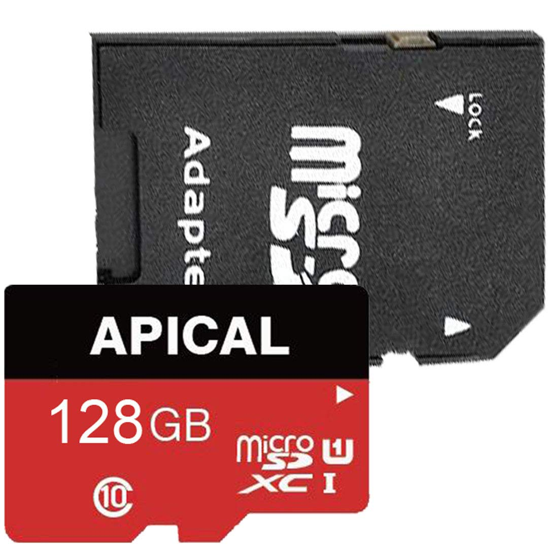 Amazon.com: APICAL Micro SD 8 16 32 64 128 256 GB Clase 10 ...
