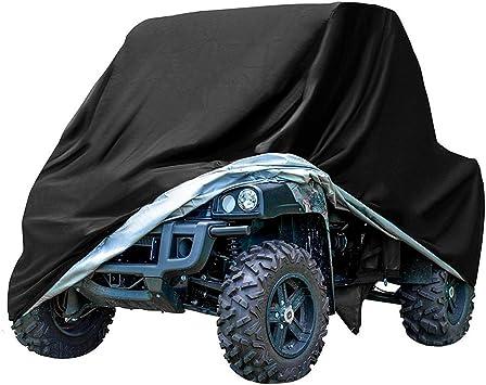 Camo XL Funda Universal para Quad ATV ATC Rain Waterproof Cover