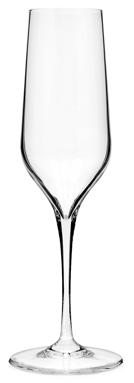 Lunghezza manico 10/cm Gastronomia Qualit/à Bormioli Bicchiere di champagne set Electra 6/pezzi Capacit/à sekt Flauto 23/CL perfetto Brillianz grazie alla tecnologia Star Glass