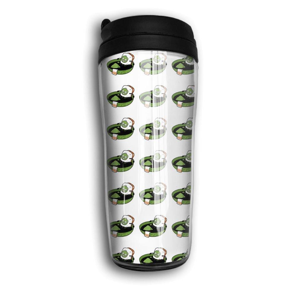 Sushi Wasabi Spa Stylish Classic Coffee Travel Cup Mug by Unknown (Image #1)