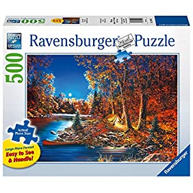 Ravensburger -Still of the Night  - 500 pc Large Format Puzzle