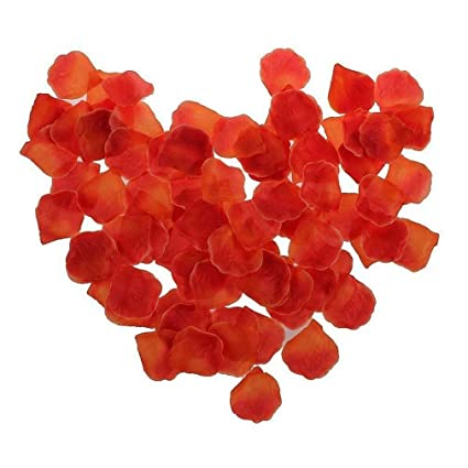 Home & Garden Able Top Quality 1000pcs Silk Rose Flower Petals Leaves Wedding Decorations Party Festival Table Confetti Decor
