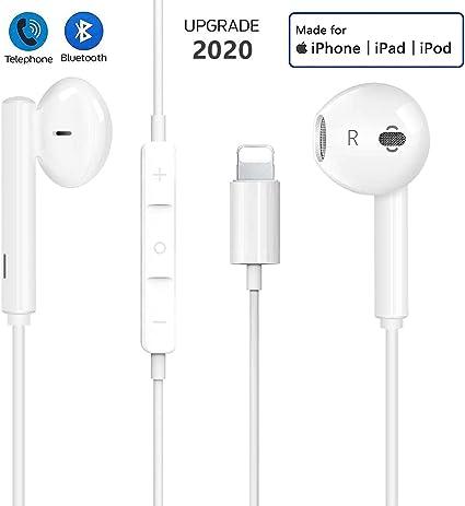 Auricolari per iPhone 7 Connettore per cuffie Coppia di