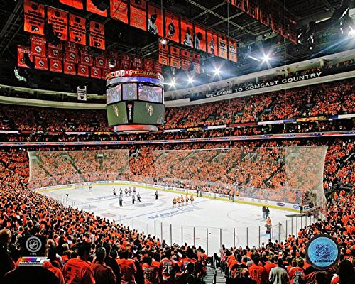 Wells Fargo Center Philadelphia Flyers NHL Stadium Photo (Size: 11