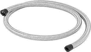 "Spectre Performance (29404) 3/8"" x 4' Stainless Steel Flex Fuel Line"