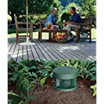 Bose Free Space 51 Outdoor In-Ground Speakers (Green) 5 Downward firing 4-1/4 full range driver.Dimensions-Each speaker:36 cm H x 32 cm W x 32 cm D Innovative radial design disperse sound in a 360 degree pattern and centrally located port enhances low-frequency performance to deliver the depth and richness of music outdoors Rugged, flexible design withstands temperatures from -40 to +150 degrees Fahrenheit, and passed the rigorous salt fog test 66% longer than required by the Marine Industry Standard