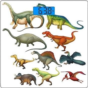 Escala digital de peso corporal de precisión Square Dinosaurio ...