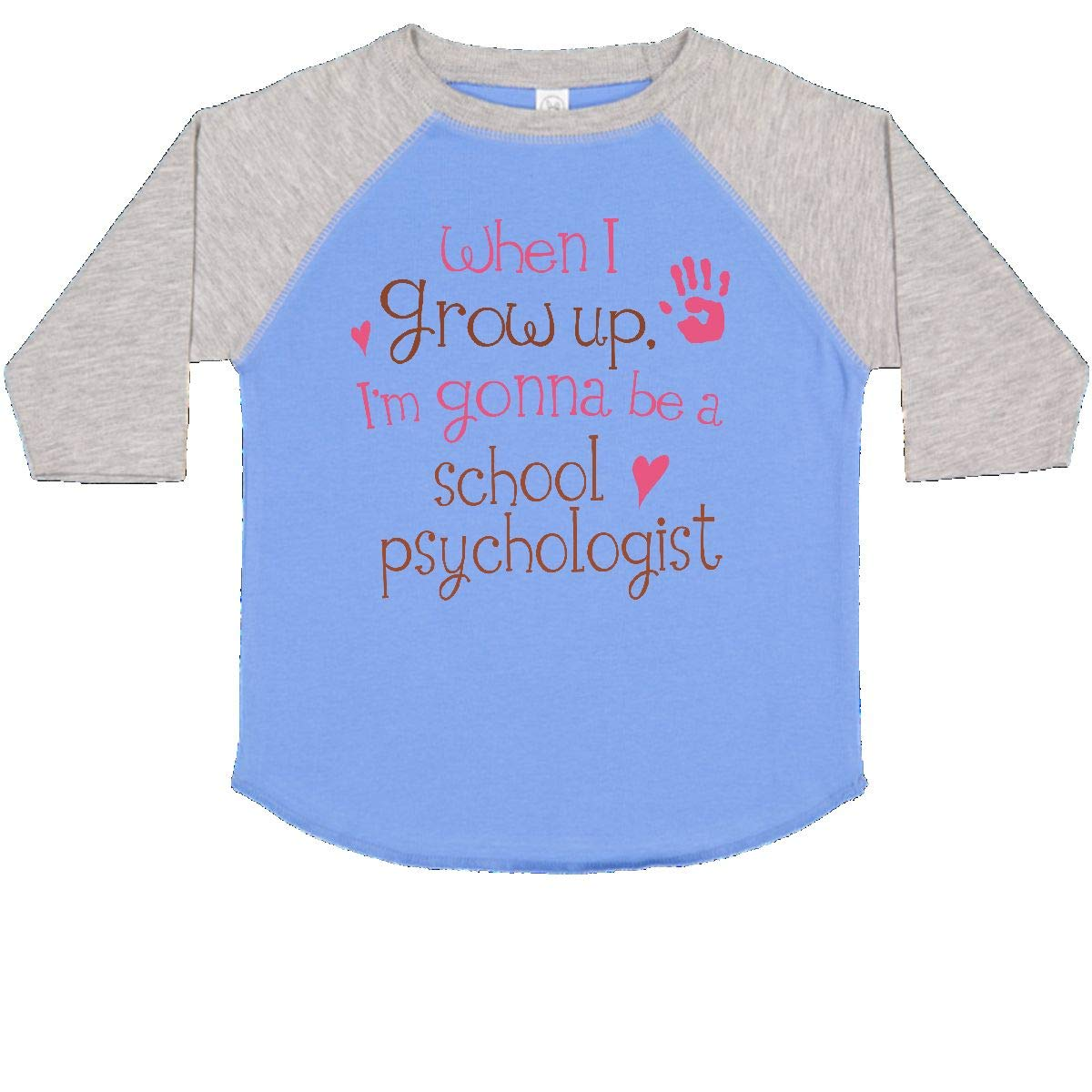 inktastic School Psychologist Future Toddler T-Shirt