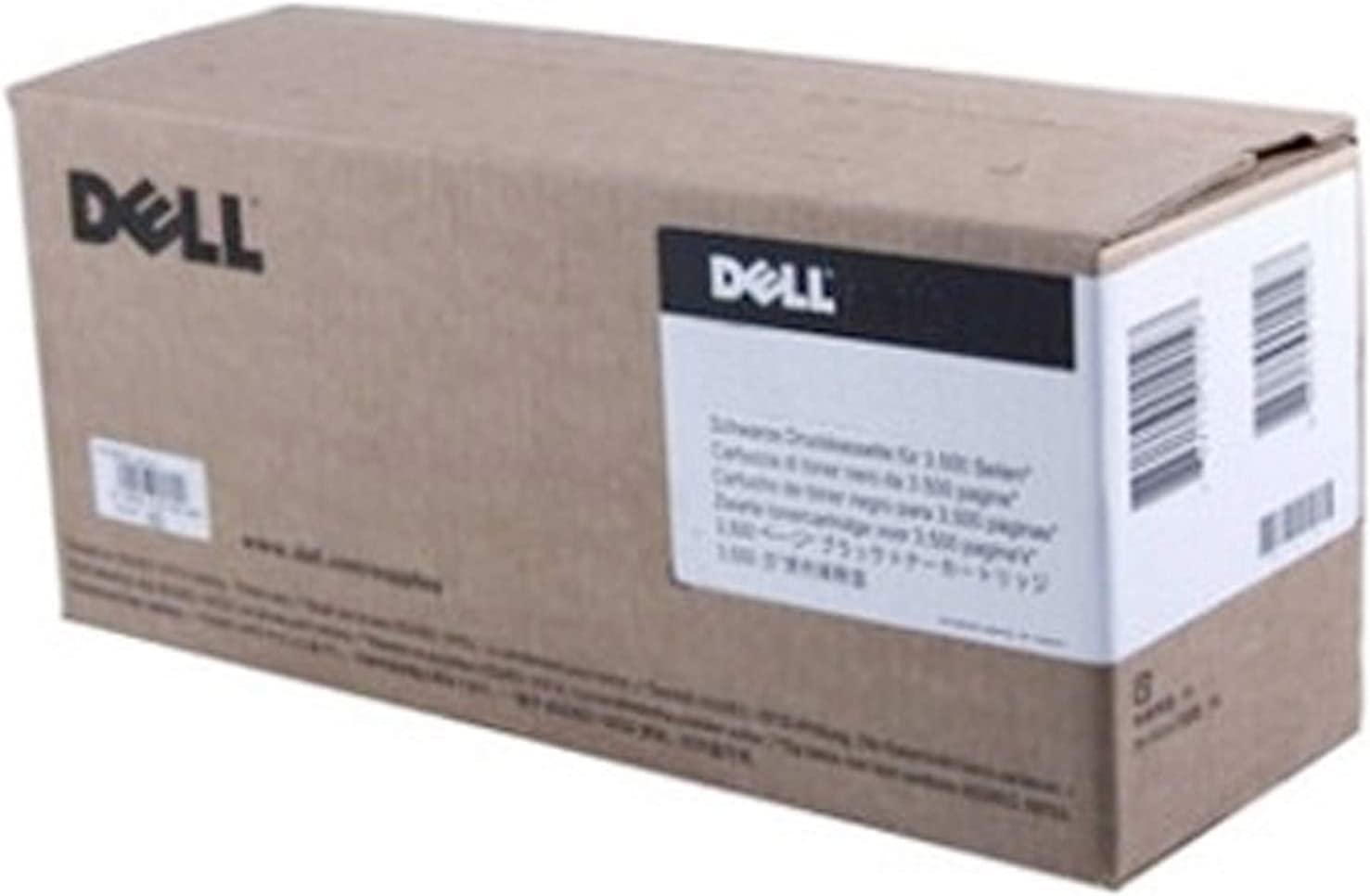 S2830 High Yield Black Toner Cartridge,