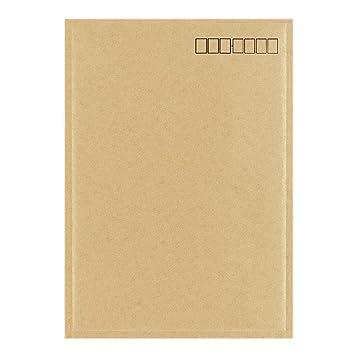 Amazon com : Kokuyo parcel envelope lightweight type opening tea Hof