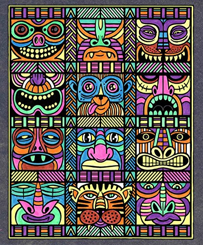 Crayola Art with Edge, Neon Marker and Art Case Set, Adult Coloring, Gift