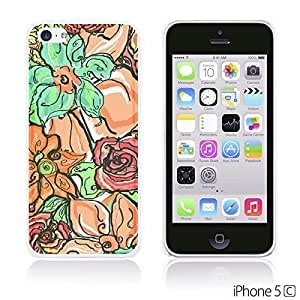 Flower Pattern Hardback Case forDiy For SamSung Galaxy S4 Mini Case Cover Colorful Floral Oil Paiting
