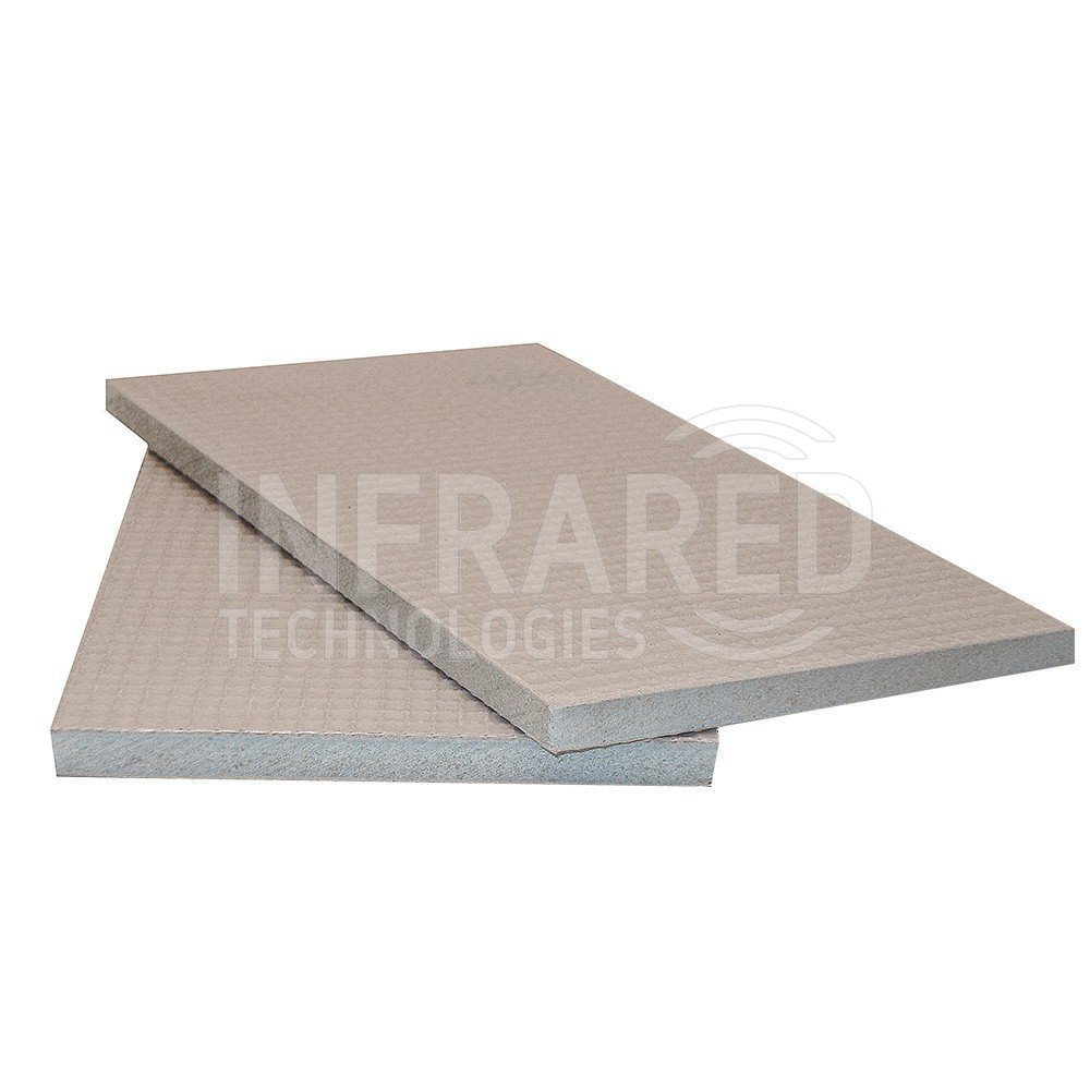 Tile Backer Boards, Marmox Wedi Type Cement Coated Insulation Underfloor Heating 10mm (10 mm) Infrared Technologies