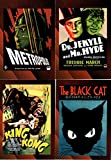 #8: VINTAGE MOVIE POSTER COLLECTION SCI-FI HORROR 2007 BREYGENT BASE CARD SET OF 49 MO