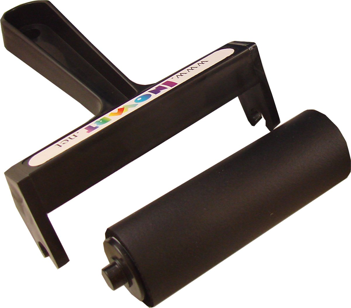 Inovart Snap Out Soft Rubber Brayer 4