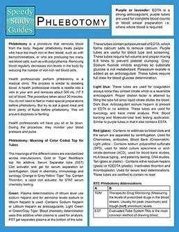 phlebotomy speedy study guide by publishing llc speedy 2014 rh amazon com phlebotomy study guide 2018 quizlet phlebotomy study guide 2017