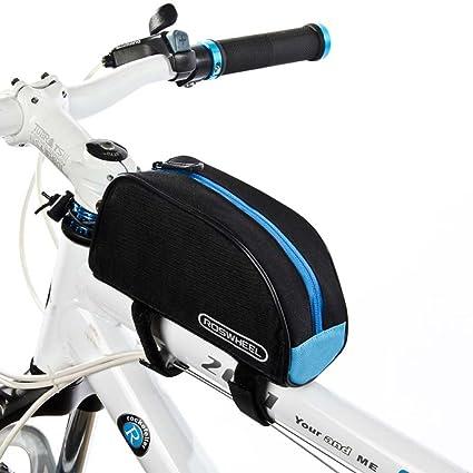 Amazon.com: ROSWHEEL 12654 1L Bolsa de Ciclismo de Montaña ...