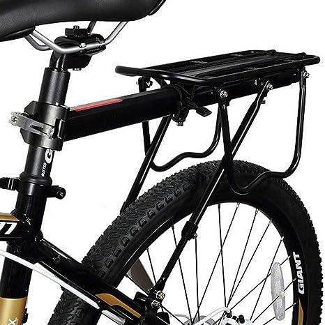 FYLY-Portaequipajes para Bicicleta, Aleación de Aluminio Ajustable ...