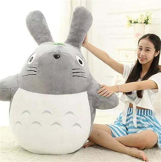 Yahpy 25-180cm Hayao Miyazaki Grande Lindo Totoro Felpa ...