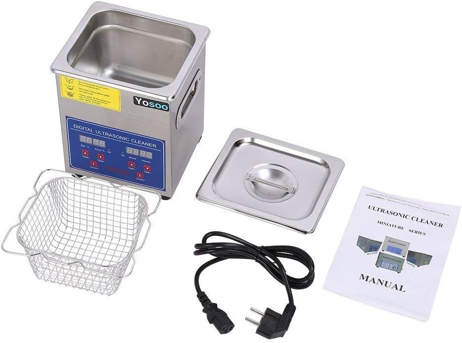 Limpiador por ultrasonidos Yosoo 2L/3L/6L/10L/15 L. Dispositivo ...