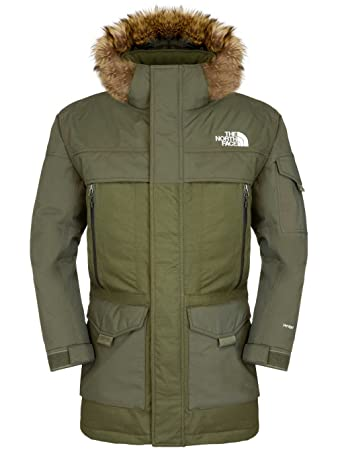 mc murdo north face