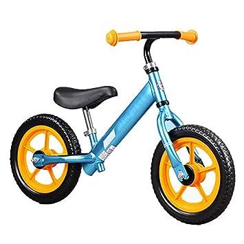 Hejok Bicicleta De Equilibrio Caminar, Andar En Bicicleta, Balancear En El Deporte Bici para NiñOs Equilibrar En Bicicleta Metal NiñOs NiñAs Correr Caminar Entrenamiento Bicicleta: Amazon.es: Deportes y aire libre