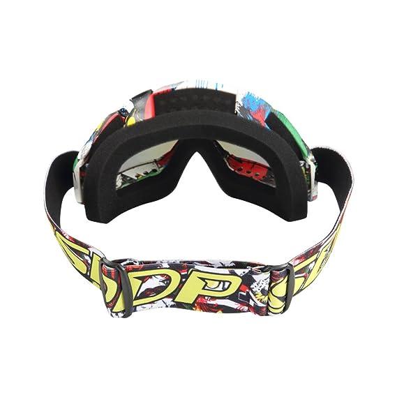Tong Yue occhiali da moto off Road auto Racing maschera occhiali da sole occhiali protettivi, A011