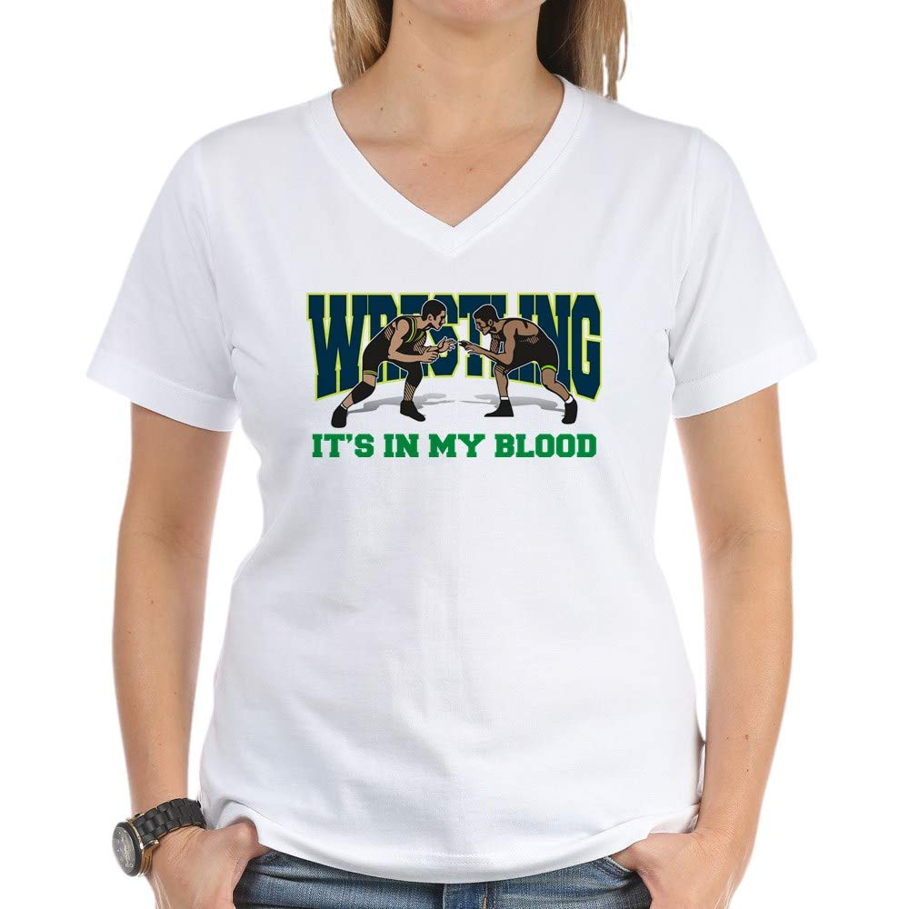 Wrestling It S In My Blood T Shirt 1278