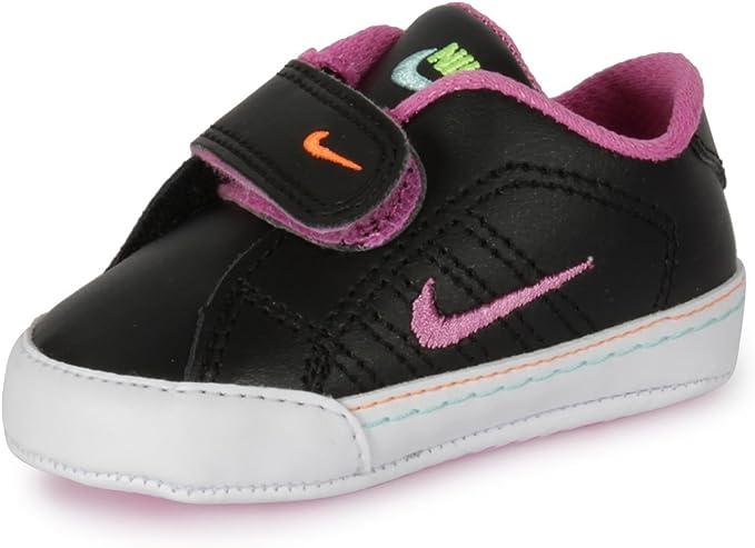 Decorativo Hasta aquí Personalmente  Nike - Zapatillas de tenis para niña negro negro, color negro, talla 17:  Amazon.es: Zapatos y complementos