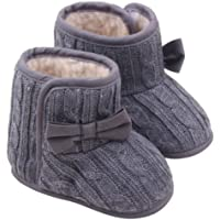 Inverno Caldo Baby Infant Fondo Morbido Carina Animale Stivali Anti Scivolo Stivali Toddler Prewalkers Baby Shoes Pattini di Bambino 0-18 Mesi.
