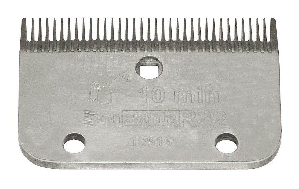 Kerbl 18916 R22 Constanta Set de peignes de tonte 24/35 dents fines