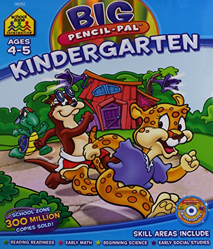 - Kindergarten BIG Pencil Pal