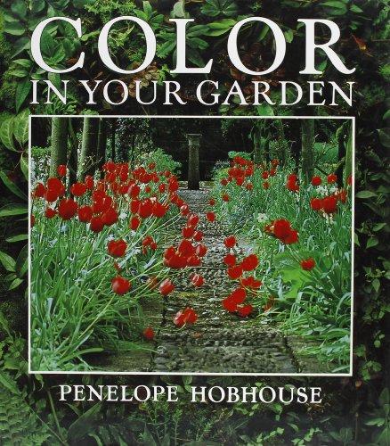 Penelope Garden (Color in Your Garden)