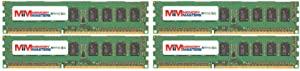 MemoryMasters New! 4GB (4x1GB) Memory Dell Compatible Inspiron 531s PC2-6400