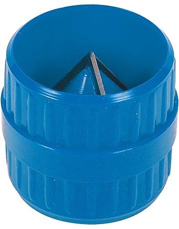 Silverline 633944 - Escariador cónico universal 15, y 22 mm (colores aleatorios)