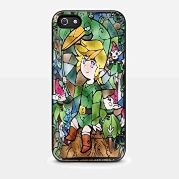 The Legend of Zelda the Minish Cap Stainned Glass for Iphone ...
